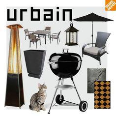 PATIO URBAIN - Une allure minimaliste facile a recréer grace a Home Depot. Home Depot, Grace, Home Improvement, Canada, Urban, Minimalist, Home Repair, Home Improvements, Home Decor