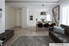 Salon styl Minimalistyczny - zdjęcie od HOLA Design - Salon - Styl Minimalistyczny - HOLA Design
