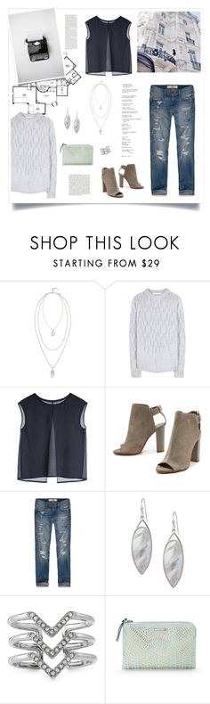"""""""Untitled #105"""" by takemybreatheaway ❤ liked on Polyvore featuring Stella & Dot, Dorothee Schumacher, MTWTFSS Collection, Vince and Abercrombie & Fitch"""
