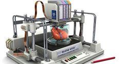 Innovación Tecnológica: Bioimpresora 3D capaz de crear piel humana
