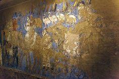 China y Samarcanda (Afrasiab) - los países con una civilización antigua, patrimonio histórico y cultural.
