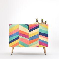 Jacqueline Maldonado Upward 1 Credenza | DENY Designs Home Accessories