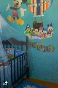Bienvenido de recién nacido de Micky