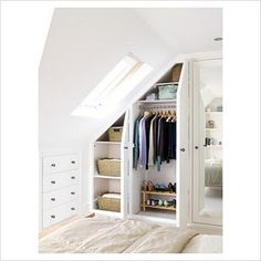I would love this type of storage