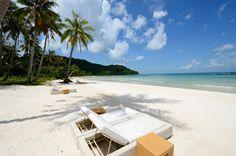 White sand experience of Sao beach