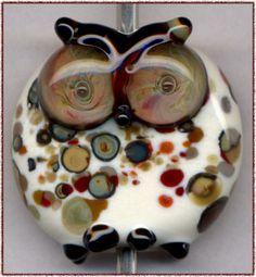 glass bead From Ebay seller GlassBeadsHandmade
