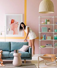 Styling with pastels | Real Living May 13