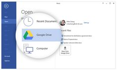 Now you can access your MS #Office files on #GoogleDrive http://tcrn.ch/1DsI1Ur
