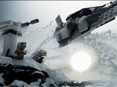 Iconic 'Star Wars' scenes re-created with Legos! | HLNtv.com