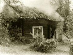 savusauna - smoke sauna