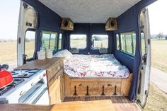 Flawless 50 Badass DIY Camper Van Inspiration https://decoratoo.com/2017/04/06/50-badass-diy-camper-van-inspiration/ -In this Article You will find many Badass DIY Camper Van Inspiration and Ideas. Hopefully these will give you some good ideas also.