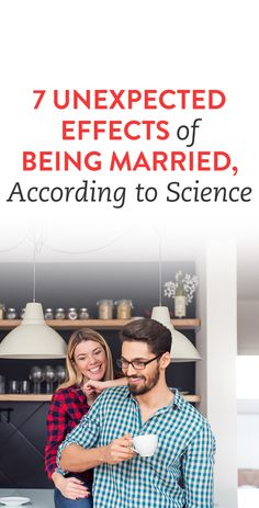 7 Unexpected Effects Of Being Married, According to Science