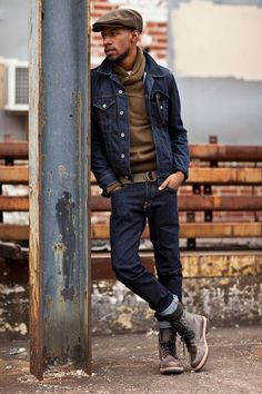 Men's Casual Inspiration #9 | MenStyle1- Men's Style Blog