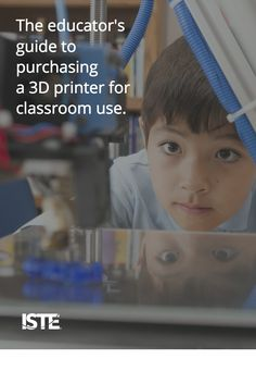 By an educator, for educators, read this thorough overview of everything you need to know before purchasing a 3D printer for your classroom.