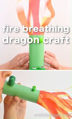 Fire Breathing Dragon Craft