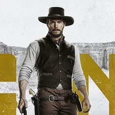 I'm one of seven. See us join forces @Mag7Movie #Mag7