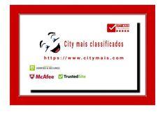Todos os anúncios postados no site City mais São compartilhados no blog e redes sociais