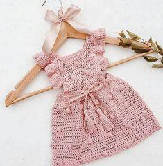 Crochet Motif Patterns Baby Patterns Crochet Designs Knit Baby Dress Crochet For Kids Crochet Baby Crochet Fashion Toddler Outfits Kids Outfits Baby Girl Crochet, Crochet Baby Clothes, Crochet For Kids, Knit Crochet, Baby Mermaid Crochet, Crochet Dress Girl, Booties Crochet, Knitted Baby, Crochet Hats