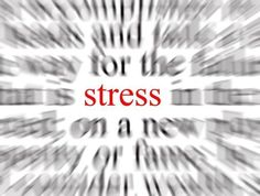 See what stress is doing to your body