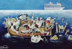 Un nuevo #Guernica para Europa.