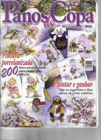 Pintura Tecido - Panos de Copa 1 - Patricia Peres - Picasa Web Albums