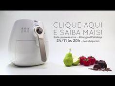 Assista hoje às 20h de Brasília www.polishop.com.br/hangout www.polishop.com.vc/manueldoliveirafilho