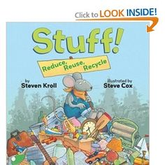 I love Todd Parr's books! Here is a great one for Earth Day. a few more great earth day read-alouds. Several years ago a fir. Recycling Information, Chalk Talk, Green Living Tips, Reduce Reuse Recycle, Repurpose, Reading Levels, Childrens Books, Things To Sell, Recycling