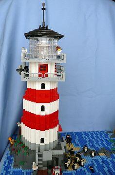 Lego Lighthouse   Flickr - Photo Sharing!