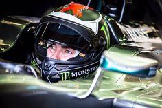 ホルヘ・ロレンソ、メルセデスのF1マシンをテスト  [F1 / Formula 1]