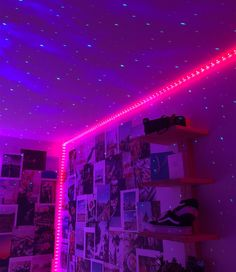 my room Neon Bedroom, Room Ideas Bedroom, Small Room Bedroom, Bedroom Decor, Girl Bedroom Designs, Bedroom Inspo, Cute Room Ideas, Cute Room Decor, Hippie Room Decor