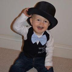 R + R Creations: little gentleman birthday party!