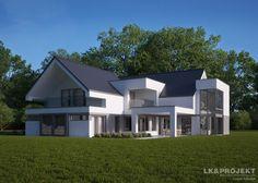 Projekty domów LK Projekt LK&1282 zdjęcie 2