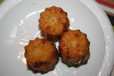 cannelés semoule-chorizo-tomates séchées cannelés sucrés