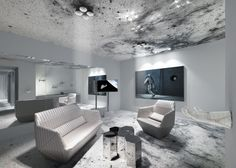 Outer Space Suite - ELLEDecor.com