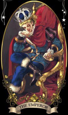 Lord hisoka