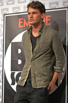 My new crush is way too young.  He's also  British.  Jeremy Irvine.