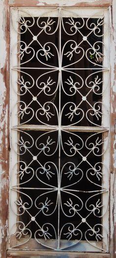 Old Nicosia Door pattern