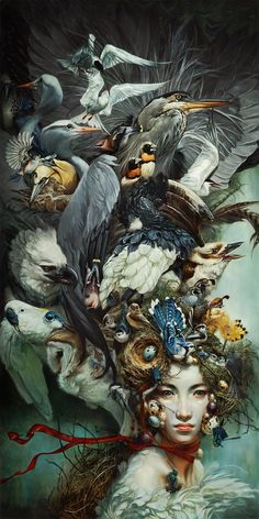 -by Heather Theurer- I was practically born with a pencil in my hand. That would have been tragic for my mother, so we're all glad that wa...