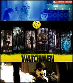 Movie Review: Watchmen | Dateline Movies With the source material being eyed for a potential television program, we should probably take a look at this movie again. #WhoWatchesTheWatchmen #Adaptation #AlanMoore #BillyCrudup #DCComics #DC #JackieEarleHaley #JeffreyDeanMorgan #MalinÅkerman #MatthewGoode #MovieReview #PatrickWilson #Superhero #ZackSnyder #DoctorManhattan #Ozymandias #CarlaGugino #SilkSpectre #Rorschach #TheComedian #NiteOwl