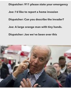 Funniest Memes About Biden and Obama Pranking Trump Joe And Obama, Obama And Biden, Biden Trump Memes, Joe Biden Meme, Joe Meme, Funny Cute, Really Funny, Hilarious, Funny Pics