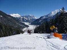 Skischaukel Berwang - Skifahren in der Tiroler Zugspitz Arena - Ferienwohnung in Berwang www.residence-sonnleiten.at