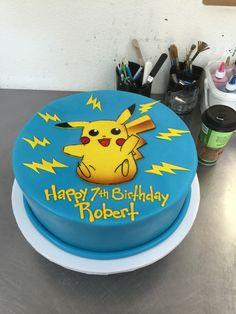 vtngcf regarding Pokemon Cake Designs - Cake Design Ideas Pokemon Torte, Pokemon Go Cakes, Pokemon Birthday Cake, 7th Birthday Cakes, Boy Birthday Parties, 4th Birthday, Birthday Ideas, Pokeball Cake, Pikachu Cake