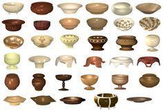 Wood turned bowl designs