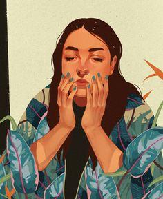 Different Faces, Ana Godis - VISUALGRAPHC