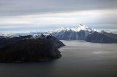 Fiords behind Nuuk 3