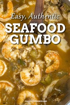 This authentic New Orleans style gumbo is loaded with seafood like shrimp, oysters, crab and catfish. This is the ultimate spicy Cajun seafood recipe. The Best Seafood Gumbo Chili Pepper Madness chili Creole Recipes, Cajun Recipes, Fish Recipes, Seafood Recipes, Cooking Recipes, Haitian Recipes, Shrimp Gumbo Recipes, Donut Recipes, Crab Gumbo Recipe