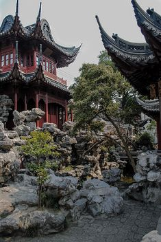 Shanghai, China...  http://www.travelandtransitions.com/destinations/destination-advice/asia/shanghai-china-shanghai-expo-the-bund-yu-garden-and-beyond/
