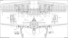 Focke Wulf FW190A-8 Wing Internals - Prints for Sale