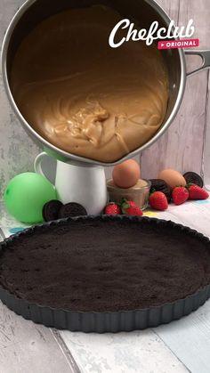 Tasty Videos, Food Videos, Köstliche Desserts, Dessert Recipes, Kreative Snacks, Tiny Food, Miniature Food, Sweet Recipes, Cooking Recipes