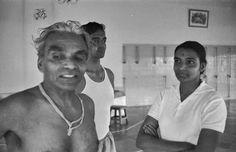 Guruji, Geetaji, Prashantji